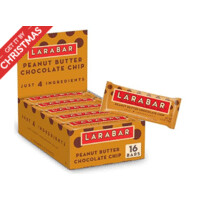 Woot : Larabar Snack Bar Peanut Butter Choc Chip, 1.6 oz - 16 Count, $9.99, Free Prime shipping
