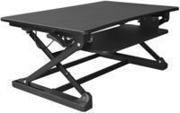 xec-FIT Adjustable Height Convertible Sit to Stand Desk