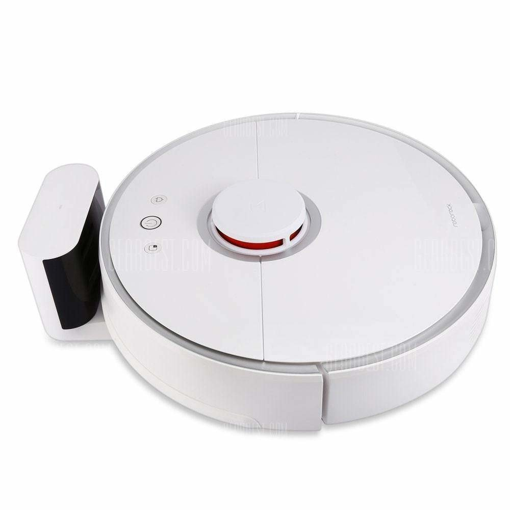 Xiaomi roborock S50 Smart Robot Vacuum Cleaner (2nd Gen) $470 and free expedited shipping