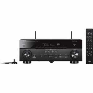 Yamaha Aventage RX-A780BL 7.2-Ch AV Receiver & Music Cast at Fry's $448