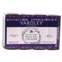 Yardley London Moisturizing Bar Soap English Lavender Now $3.24