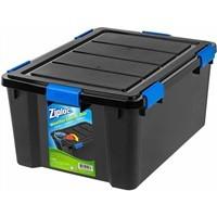 Ziploc WeatherShield 60 Qt Storage Box $14.25