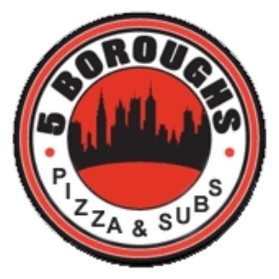 5 Boroughs Pizza & Subs