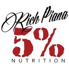 Check special coupons and deals from the official website of 5% Nutrition