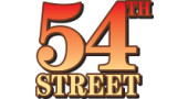 Exclusive Coupon Codes at Official Website of 54th Street Grill