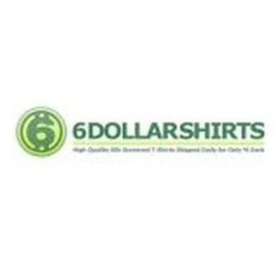 Check Special Coupons And Deals From The Official Website Of 6 Dollar Shirts