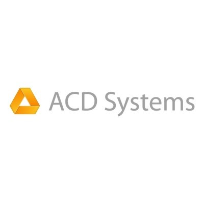 Exclusive Coupon Codes at Official Website of ACD Systems