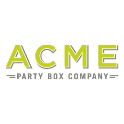 Acme Party Box