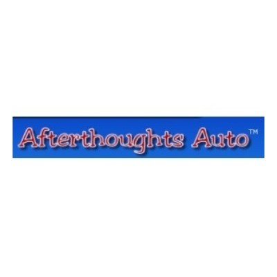 Afterthoughts Auto