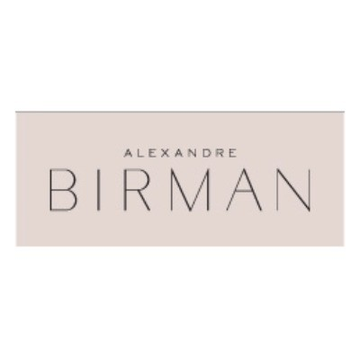 Check special coupons and deals from the official website of Alexandre Birman