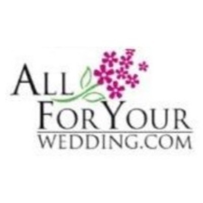 All For Your Wedding