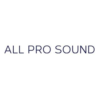 All Pro Sound