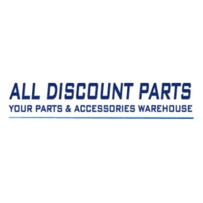 Exclusive Coupon Codes at Official Website of AllDiscountParts