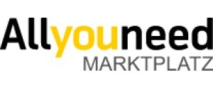 Exclusive Coupon Codes at Official Website of Allyouneed - DE