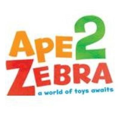 Ape 2 Zebra