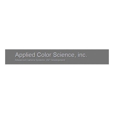 Applied Color Science