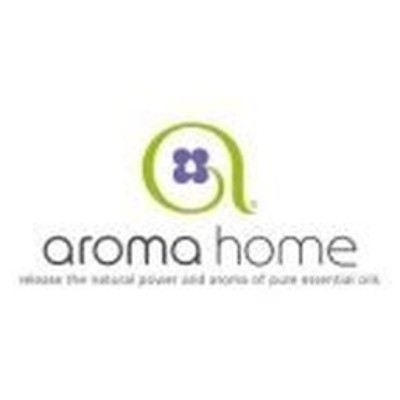 Exclusive Coupon Codes at Official Website of Aroma Home