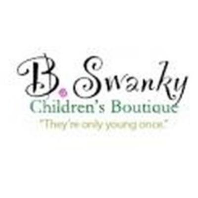 B. Swanky Children's Boutique