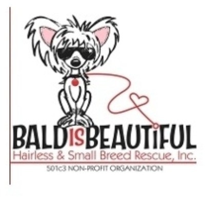 Bald Is Beautiful Hairless