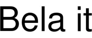Exclusive Coupon Codes at Official Website of Bela It