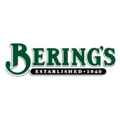 Exclusive Coupon Codes and Deals from the Official Website of Bering's