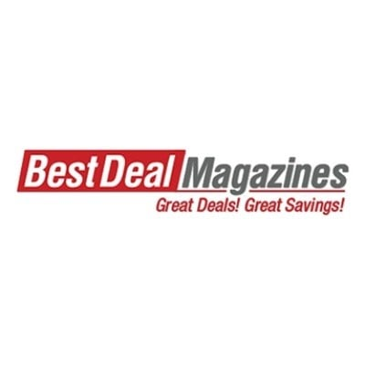 Take an Additional 16% Off at Best Deal Magazines. Enter Coupon Code 161021 During Checkout. Offer expires 10-21-2018.