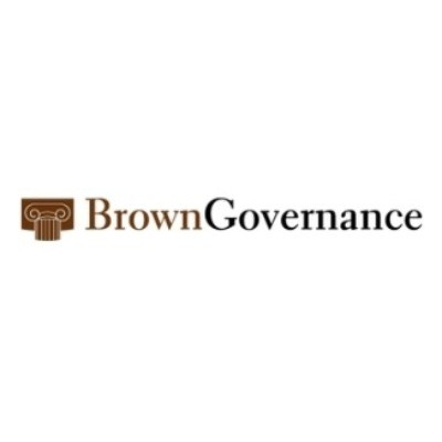 Brown Governance