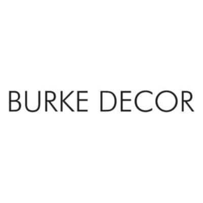 Exclusive Coupon Codes at Official Website of Burke Decor
