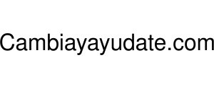 Exclusive Coupon Codes at Official Website of Cambiayayudate