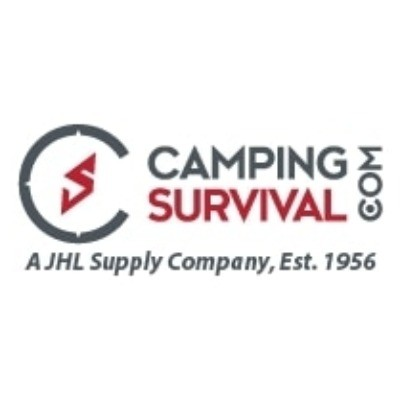 Check special coupons and deals from the official website of Camping Survival