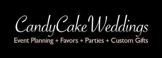 Candy Cake Weddings