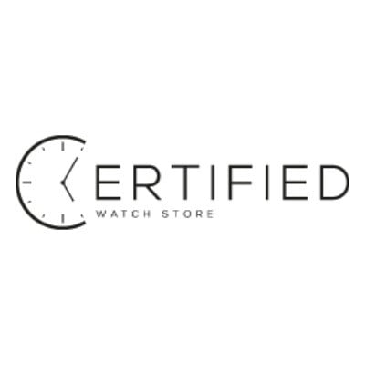 Exclusive Coupon Codes and Deals from the Official Website of Certified Watch Store