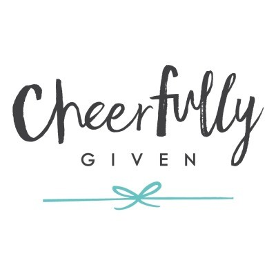 Cheerfully Given
