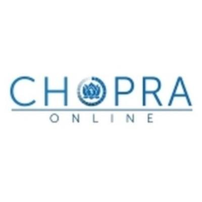 Chopra Online
