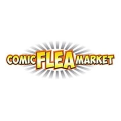 Comic Flea Market
