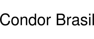 Exclusive Coupon Codes at Official Website of Condor Brasil