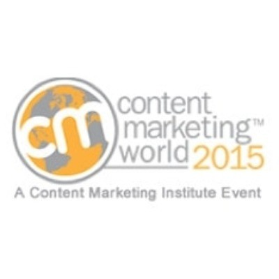 Exclusive Coupon Codes at Official Website of Content Marketing World