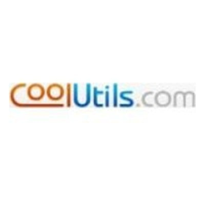 Exclusive Coupon Codes at Official Website of Cool Utils