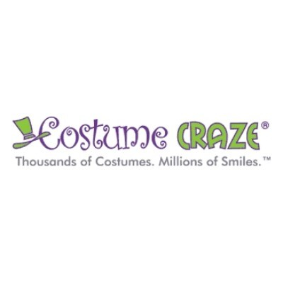 Check special coupons and deals from the official website of Costume Craze