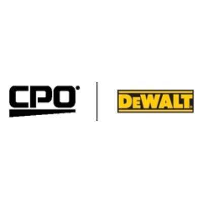 CPO DeWALT