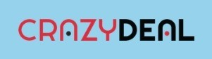 Check special coupons and deals from the official website of CrazyDeal