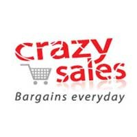 Check special coupons and deals from the official website of CrazySales