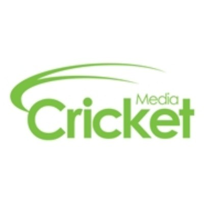 Check special coupons and deals from the official website of Cricket Media
