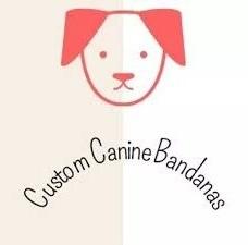 Custom Canine Bandanas