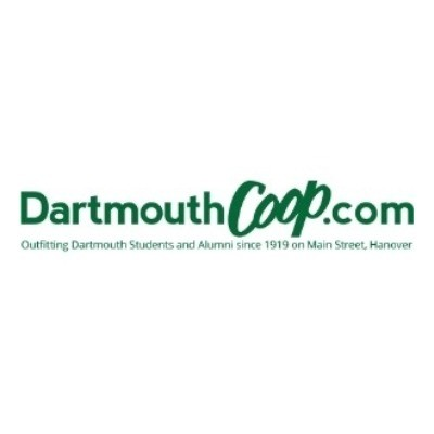 Check special coupons and deals from the official website of Dartmouth Co-Op