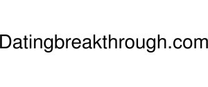 Exclusive Coupon Codes at Official Website of Datingbreakthrough