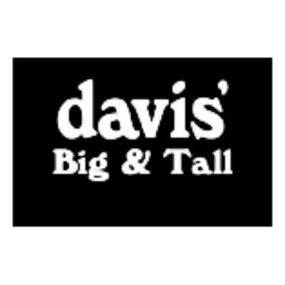 Davis Big & Tall Mens Clothing