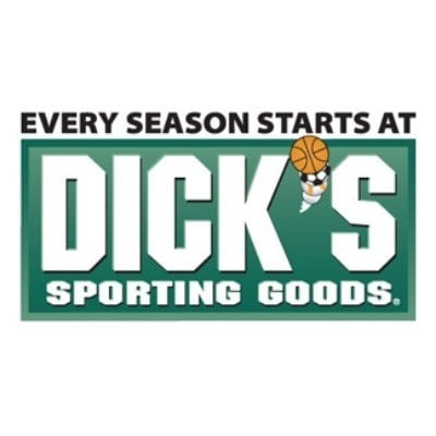 Dick's Sporting Goods Coupons and Promo Code