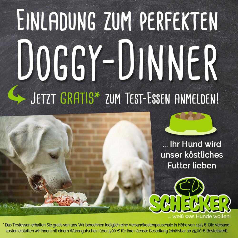 Doggy-dinner