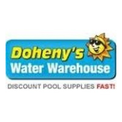 Exclusive Coupon Codes at Official Website of Doheny's Water Warehouse